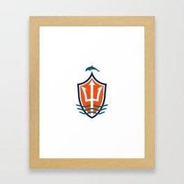 MIAFC (Italian) Framed Art Print