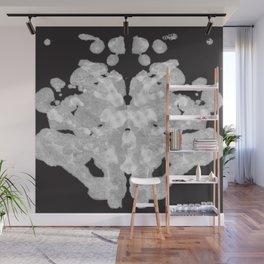 Rorschach Inkblot Test Wall Mural