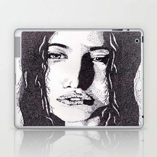 ??? Girl Laptop & iPad Skin