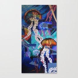 Nettle Hypnotists Canvas Print