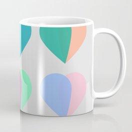 many hearts Coffee Mug