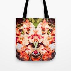 Variagated Tote Bag