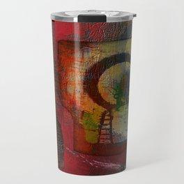 Oriental Projecting  Travel Mug