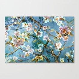 Fantasy cherry blossom tree Canvas Print