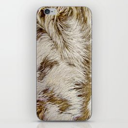 Boca Sloth coat  iPhone Skin