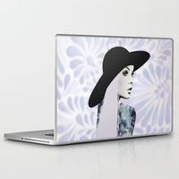 silver Laptop & iPad Skins featuring Silver by EISENHART