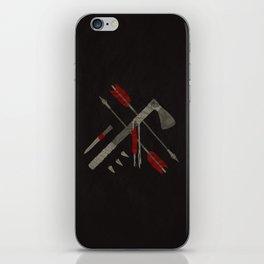 """Go West"" #2 iPhone Skin"