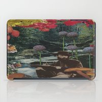 reading iPad Cases featuring reading by Eleanor Boersma