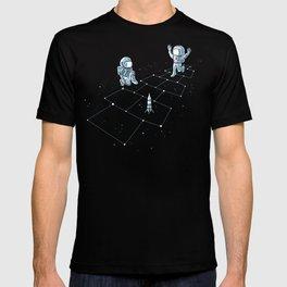 Hopscotch Astronauts T-shirt