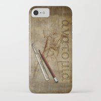 anatomy iPhone & iPod Cases featuring Anatomy by ArtAngelo