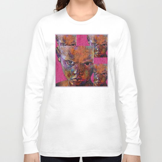 the magician - urban ART Long Sleeve T-shirt