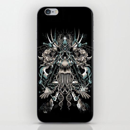 Cosmic Dust iPhone & iPod Skin