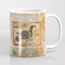Painted Bird Coffee Mug