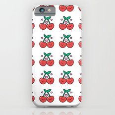 Cherry Pattern iPhone 6s Slim Case