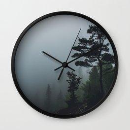 Feeling Alone Wall Clock