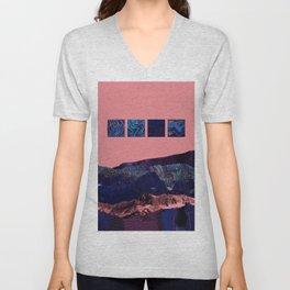 Behind the Mountains Unisex V-Neck