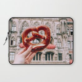 Tie the Knot | Munich, Germany Laptop Sleeve