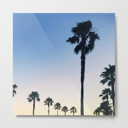 Cali High Fives Metal Print