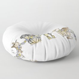 Holiday Floor Pillow