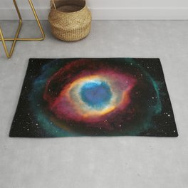 Helix (Eye of God) Nebula Rug