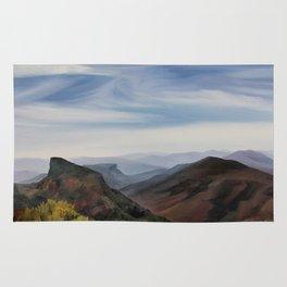 Hawksbill Mountain Rug