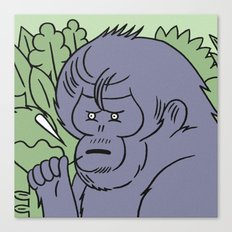 Andy_foster91 special edition ape print  Canvas Print