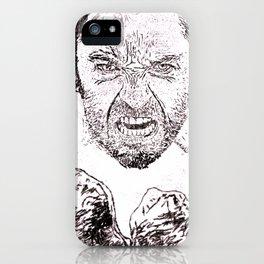 Jackman  iPhone Case