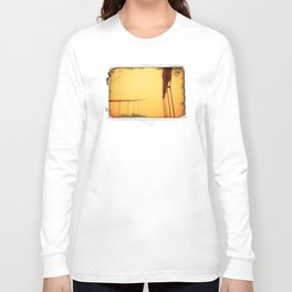 Golden - Golden Gate Bridge Long Sleeve T-shirt