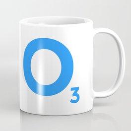 Official O3 Logo Design Coffee Mug