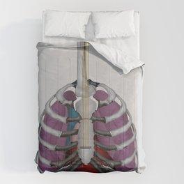 Rock and Bones Comforters