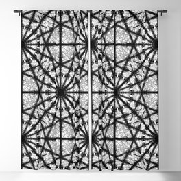 Repeating Signals Blackout Curtain