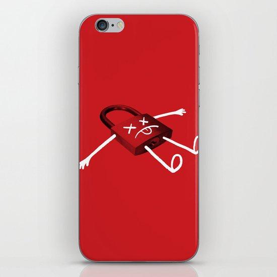 The Deadlock iPhone Skin