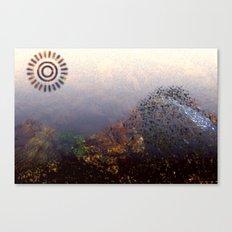 Mountain Series - Dawn Canvas Print