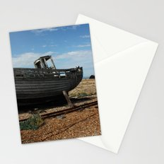 Boat off Course Stationery Cards