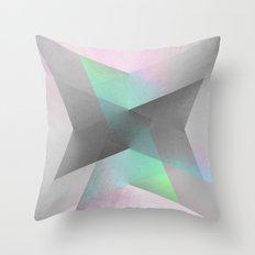 RAD XLIII Throw Pillow