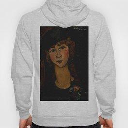 "Amedeo Modigliani ""Lolotte"" Hoody"