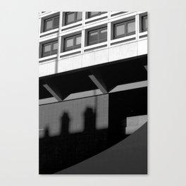 Architecture Angles  Canvas Print