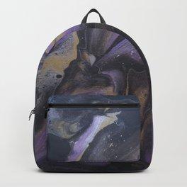 Purple Bird God Backpack