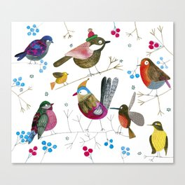 birds2 Canvas Print