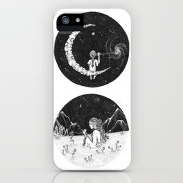 Can you hear me? iPhone Case