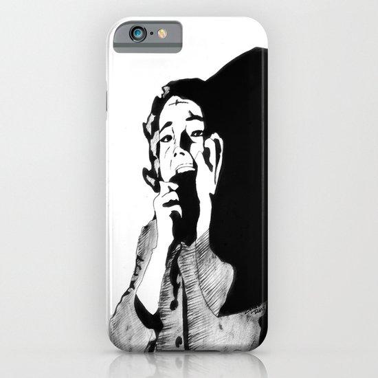 Lila Crane iPhone & iPod Case