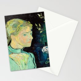 Vincent van Gogh - Adeline Ravoux 1890 Stationery Cards
