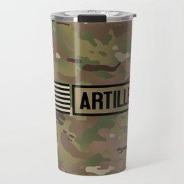 Artillery (Camo) Travel Mug
