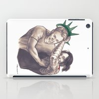 the national iPad Cases featuring national treasures by moonriot
