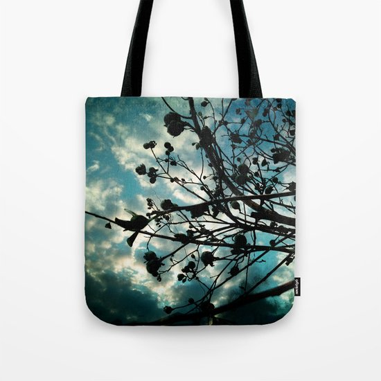 Buds and Branches Tote Bag