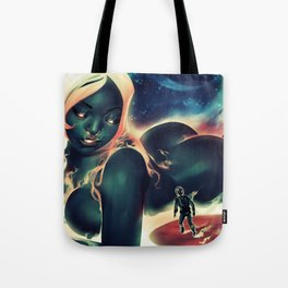 Lust in Space 3 Tote Bag