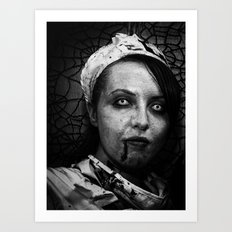 The Nurse will see you now Art Print