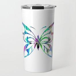 Butterfly 107 Travel Mug