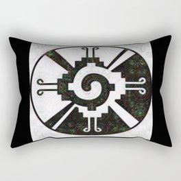 Galactic Butterfly - The Hunab Ku (Dreaming) Rectangular Pillow