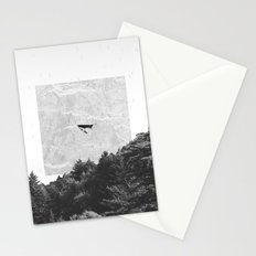 Le Passager de la Pluie Stationery Cards